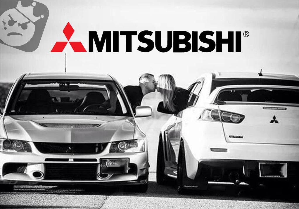 MITSUBISHI TUNING PARTS