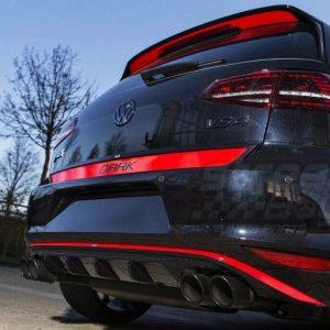 """""""VS4"""" ΔΙΑΧΥΤΗΣ/ΠΡΟΣΘΕΤΟ ΠΙΣΩ ΠΡΟΦΥΛΑΚΤΗΡΑ ΓΙΑ Volkswagen Golf 7 Mk7 (2012-2018)"""