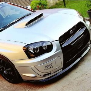 SUBARU HEADLIGHTS DRL TAILLIGHTS XENON ANGEL EYES CAR TUNING EUROPE