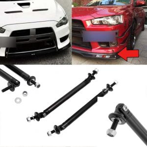 UNIVERSAL CAR SPOILER LIP SPOILER STREET BOYS CAR TUNING EUROPE (4)