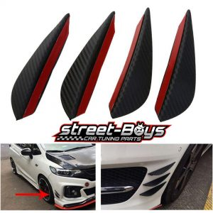 UNIVERSAL CAR SPOILER LIP SPOILER STREET BOYS CAR TUNING EUROPE (5)