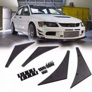 UNIVERSAL CAR SPOILER LIP SPOILER STREET BOYS CAR TUNING EUROPE (6)