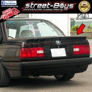 """M-TECH TYPE"" ΑΕΡΟΤΟΜΗ/SPOILER BMW E30 (1982-1994)"