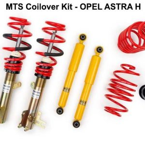 OPEL ASTRA H [MTS-TECHNIK] COILOVER KIT – ΡΥΘΜΙΖΟΜΕΝΗ ΑΝΑΡΤΗΣΗ ΚΑΘ'ΥΨΟΣ