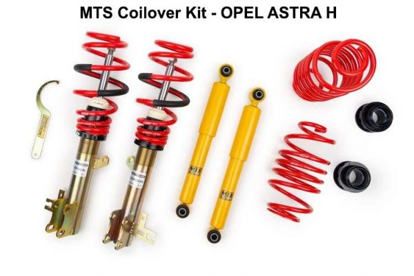 OPEL ASTRA H [MTS-TECHNIK] COILOVER KIT - ΡΥΘΜΙΖΟΜΕΝΗ ΑΝΑΡΤΗΣΗ ΚΑΘ'ΥΨΟΣ